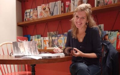 Bestel nu een gesigneerd boek van Frederiek Lommen via boekhandel Paagman