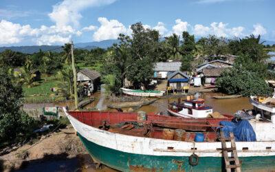 Dwars door Madagaskar