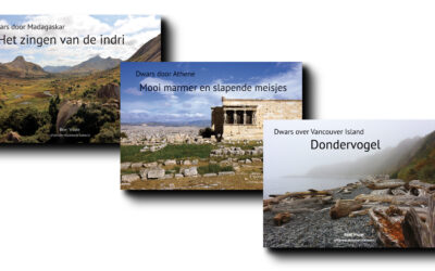 Boekenweekactie van Passionate Nomads